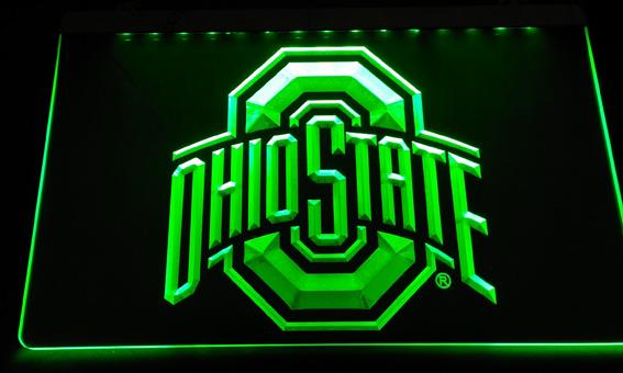 ohio state home decor.htm 2020 ls2442 g ohio state led neon light sign decor  ohio state led neon light sign decor