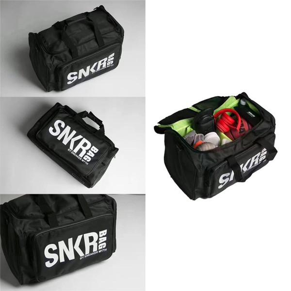 Zaino del progettista borse sportive da basket SNKR All'ingrosso Moda uomo da viaggio per il tempo libero borse sportive per esterni di grande capacità