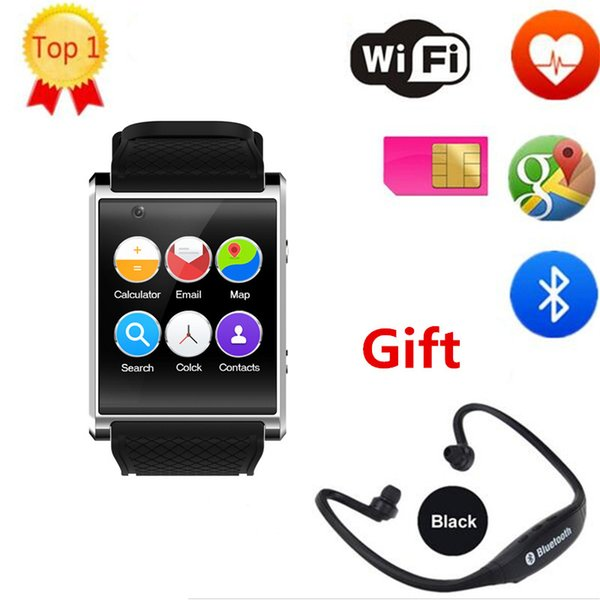 X11 Smart Watch 4GB ROM With 5.0M HD Camera pk  watches Support 3G HD Voice Call Speaker WIFI GPS Remind Watch