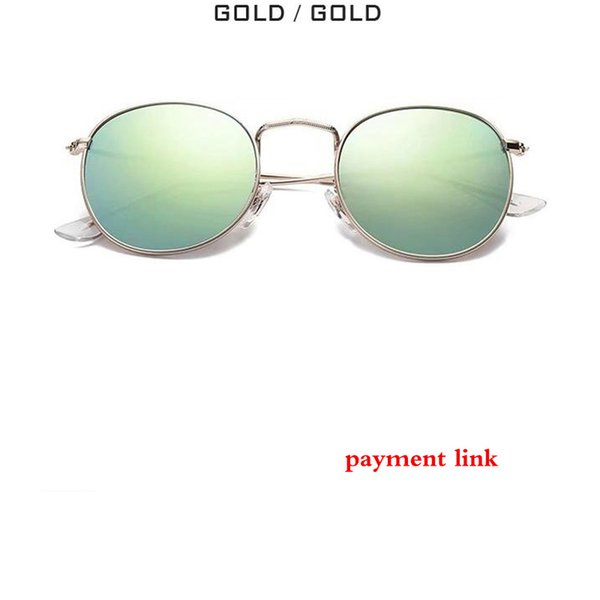 top popular 2018 NEW Payment link pay in advance deposit  shipping cost sunglasses 2020