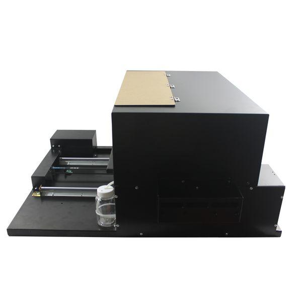 Camiseta de vestir directa a color oscuro Camiseta de tamaño A3 Máquina de impresión Software RIP para impresión de tinta blanca y a color con un pase incluido