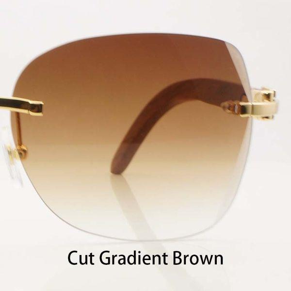 Cortar GradientBrown