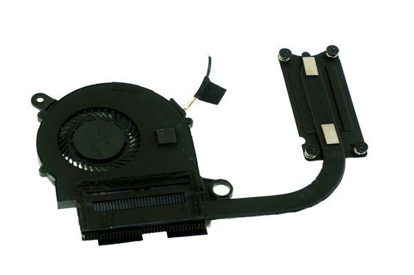 Original Laptop CPU Cooling Fan For HP M3-U Radiator Fan HeatSink Fan 855966-001