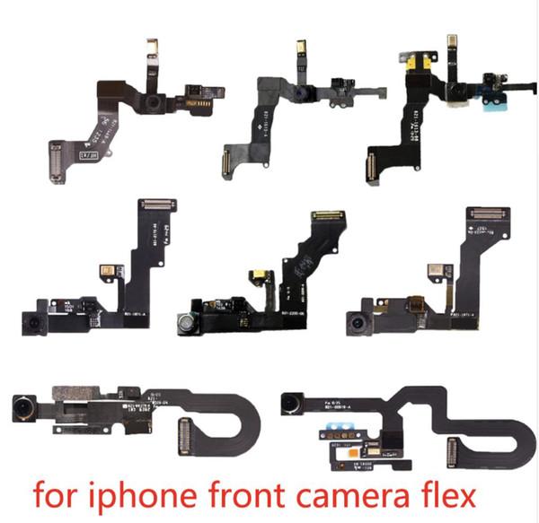 Repair Parts Rear front Camera Proximity Sensor Flex Module for iPhone 6G 6s 7G 8G plus X front camera