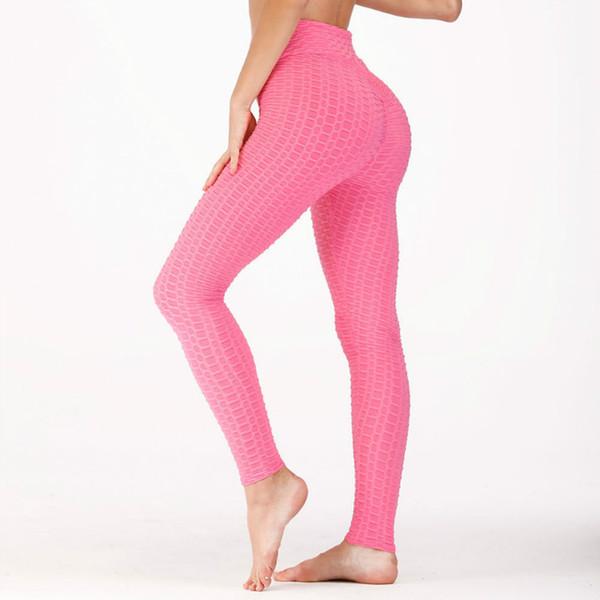 Neue Frauen Sexy Casual Jogginghose Leggings Booty Bodycon Butt Pant Training Dünne Fitness Scrunch Capri Leggings