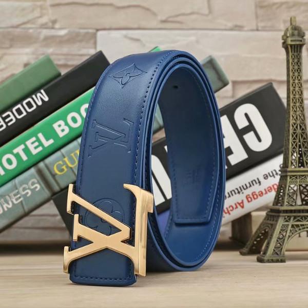 Men belt women genuine leather black and white color de igner cowhide belt for men luxury belt hipping, Black;brown