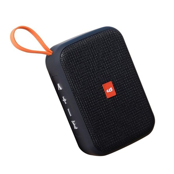 TG506 Mini Portable Speaker Bluetooth Sound System Stereo Music Surround Support TF AUX USB Bluetooth Speaker for iphone.