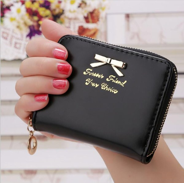 2018 new woman wallet short purse handbag Min Small Bag PU Leather multi colors available cheap designer handbags