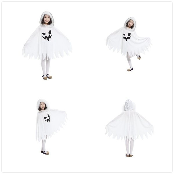 NEW Girls Halloween witch cosplay dress Costume Kids Halloween fairy Cosplay costumes dress children role-play performance clothing HC32