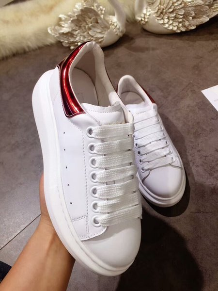 2019 Original Luxury Popular Runner Mesh Shoes Lace-up Patchwork Mixed Colors Low Cut Fashion Couple Top Quality Casual gs18041017