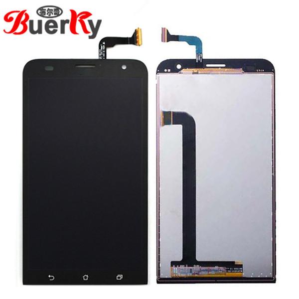 Para Asus Zenfone 2 Laser ZE551KL Asamblea de pantalla LCD completa con sensor digitalizador táctil envío gratis