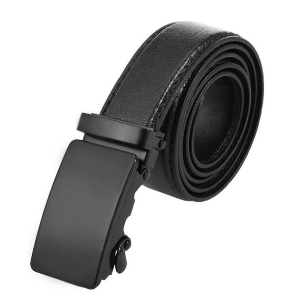 Famous  Belt Men Top Quality Genuine  Leather Belts for Men,Strap Male Metal Automatic Buckle