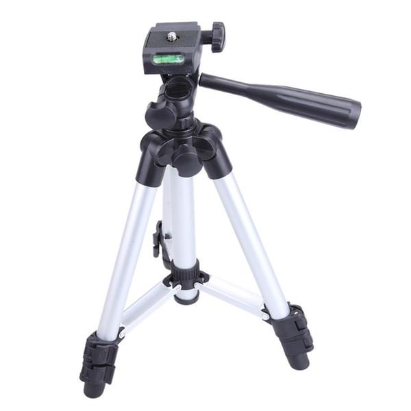 Ungefaltet (1080mm) Hochwertiges, tragbares Profi-Stativ für Digital- / Videokamera-Camcorder-Stativ für Nikon Canon Panas