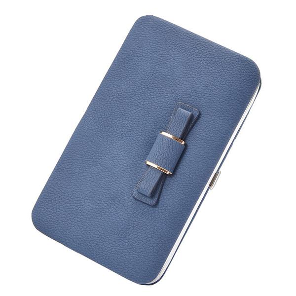 Women Leather Purse Wallets Female Money Bag Coin Purses Long Clutch Card Holder Women Wallet Phone Case Pocket