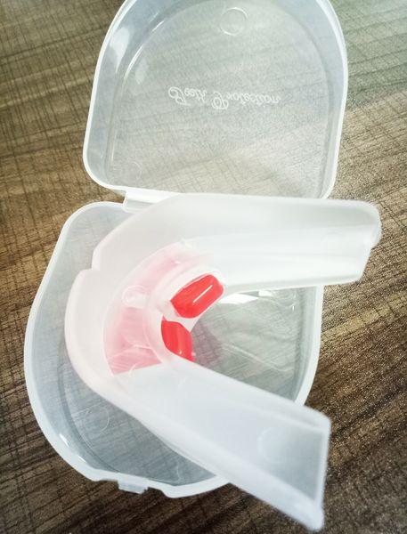 Hot Gum Karate Muay Shield Teeth Protector Boxing Mouth Protective Basketball