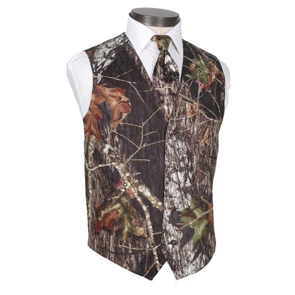 HCF da Air 2018 Nuovo stile colorato Gilet da uomo Camo Gilet senza maniche Gilet maschile Slim Business Wedding Blazer