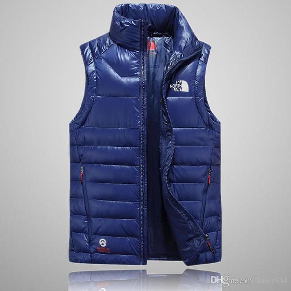 2018 hommes de qualité supérieure portent épais nord d'hiver en plein air manteaux lourds bas vestes mens vestes vêtements 505