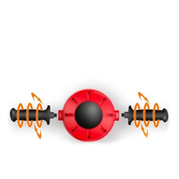Gimnasio Abdominal Roller Exercise Machine Inicio Fitness Equipment Training Ab Wheel Belly Muscel Trainer Omni Rotación direccional 40yg dd