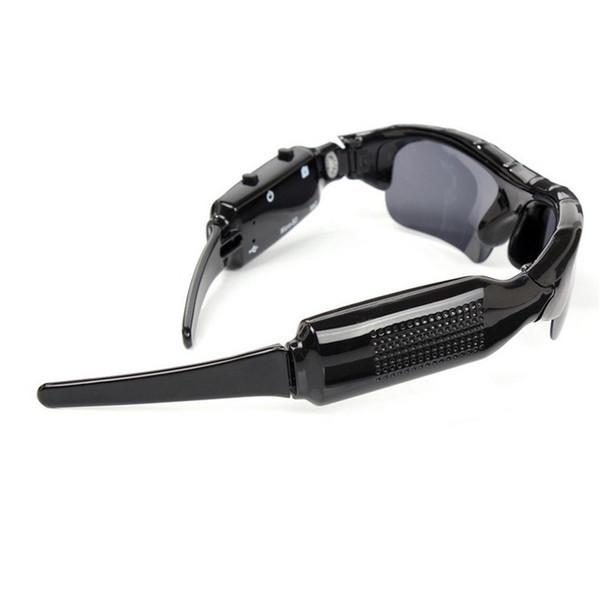Multi Function Black Sunglasses Digital Video Recorder Camera Designer Glasses Popular Portable Anti Wear Outdoor Eyewear Men 30nl jj