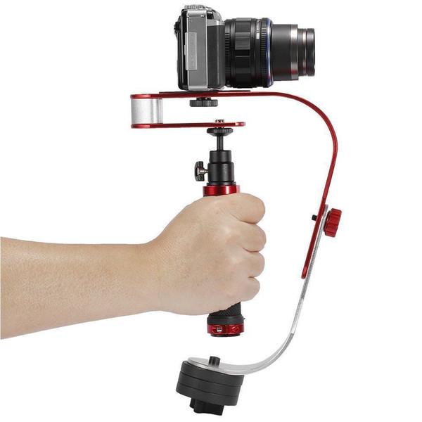 2018 Brand new Black SLR camera bow handheld stabilizer mini camera bow stabilizer Mobile phone stabilizer