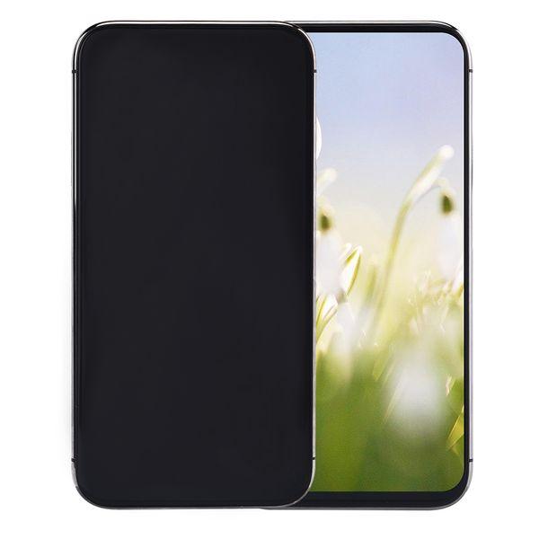 Cheap 6.5 inch All Screen Goophone XS Max Clone 2G GSM Quad Core MTK6580 512MB 4GB GPS WiFi Dual Nano Sim Card Smartphone Green Tag Sealed