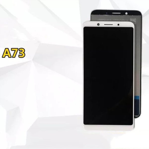 For Oppo A73/F5 Touch Screen Grade Original LCD Display With Touch Screen Digitizer Assembly touch panels Free DHL Shipping