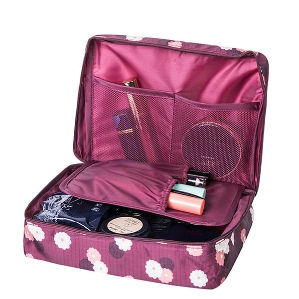 Sac Wash Beauté Organisation Sacs De Accessoires Maquillage Pour Acheter Pochette À Voyage Femmes Cosmétique Lady Main Entreposage Cute redCxoWB