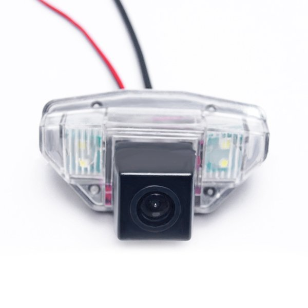 For Honda Crosstour Odyssey Fit CRV 2007~2015 Vehicle Backup Cameras Reverse Parking Cameras CCD Car Rear View Camera Free Shipping