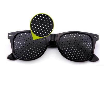 Unisex Vizyon Bakım Iğne Deliği Gözlükler Çerçeve Anti-yorgunluk Pinhole Gözlük Ambliyopi Düzeltme 5 Renkler Kaliteli Toptan