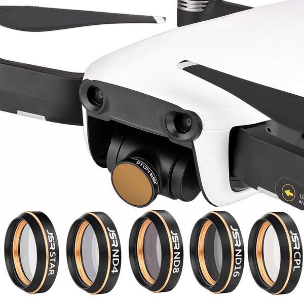 NEW Len Filter For DJI MAVIC Air Lens Filters UV CPL ND4 ND8 ND16 ND32 Filter kit MAVIC Air Drone Camera Accessory