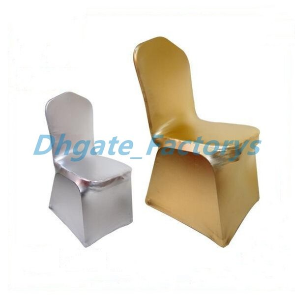 Stupendous Gold New Spandex Lycra Chair Covers For Wedding Party Hotels Decorationsno Arch Couch Covers For Reclining Sofas Wedding Chair Covers For Rent From Short Links Chair Design For Home Short Linksinfo