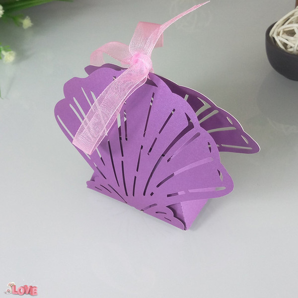 30pcs romantic wedding gift box Christmas party candy bag gift for guests to provide bags activities party supplies 5ZT31