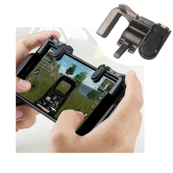 2 stücke Joystick Assist Controller Freies Feuer PUBG Mobile Game Shoot Taste L1 R1 Überlebensregeln Messer Heraus STG FPS TPS Spiel
