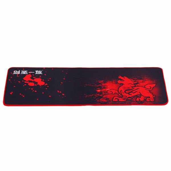 auf Lager ! 800 * 300 MM Super Große Weiche Spiel Mauspad Mat Anti-Slip Desktop Mauspad Drop Shipping