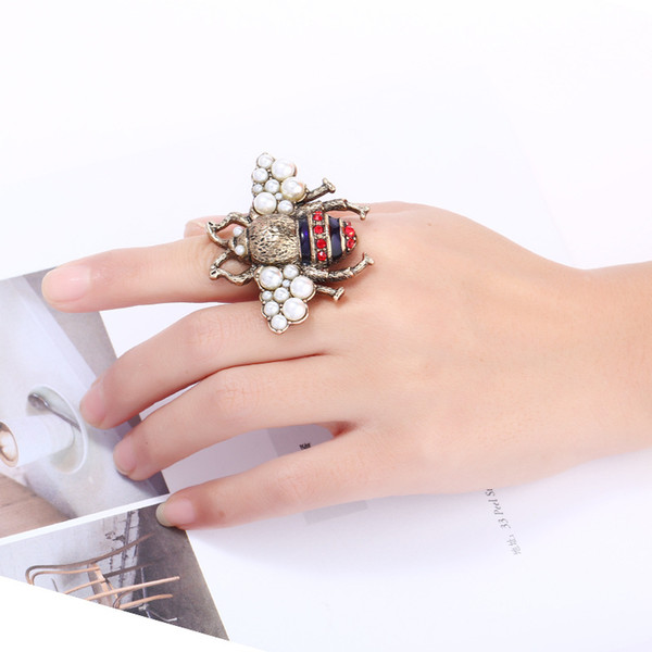 Open Size Ring