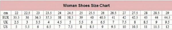 Femmina dimensioni