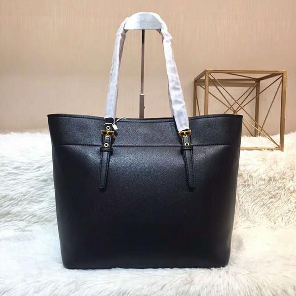 Luxury Designer Brand Large-Capacity Shopping Bag High-Quality Handbag Tote Hot Mom Simple Travel Shoulder Bag