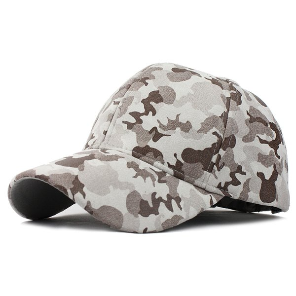 8Colors Won't Let You Down CAMO PU Gorras Baseball Caps Bucket Hat Casquette Snapback Designer Hats Dad Hat Fitted Hats for Women Mens