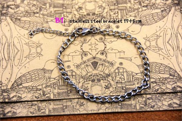 Metal Color:SS bracelets