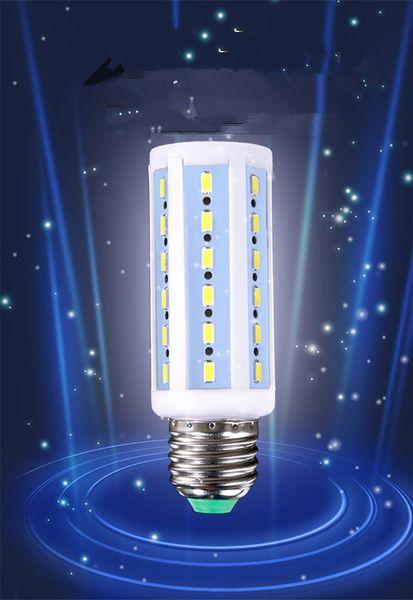10W 15W 20W 30W 40W 60W LED Bulbo de maíz SMD5730 No Flicker 85V-265V LED lámpara de proyector Para iluminación ligera