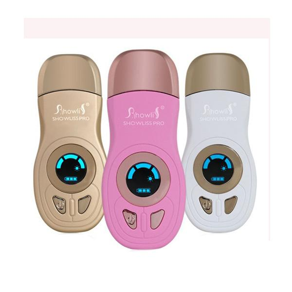 Showliss Pro Hair Removal Shaving Epilator Personal Care Professional High Quality facial hair remover Device 3 colors