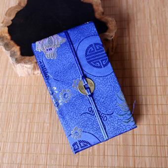 파란색 16 x 9.5 cm
