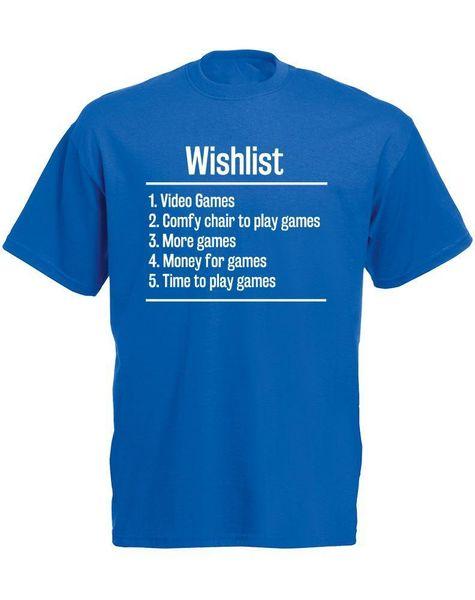 Video Games Wishlist Printed Hoodie Brand88