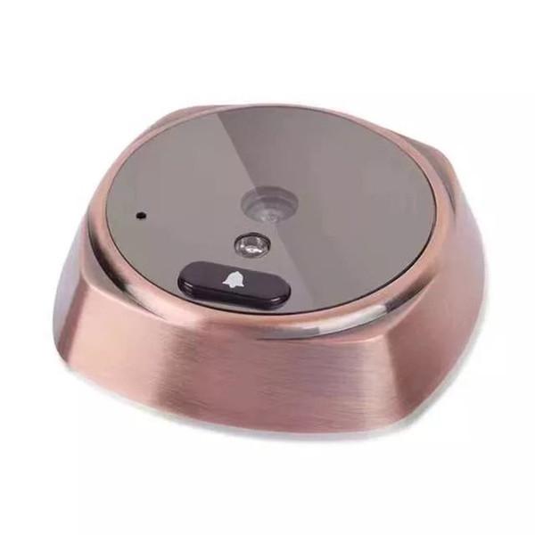 DOITOP 3.0Inch Smart Door Bell Wireless Peephole Viewer Campanello Night Vision HD Camera Motion Detection Videocitofono