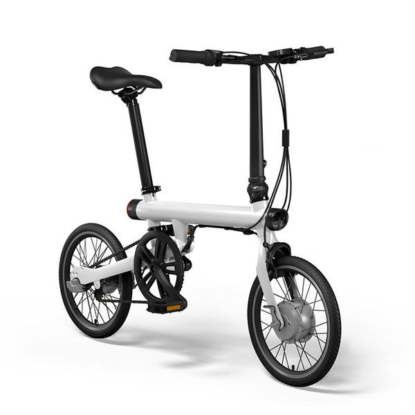 Original Xiaomi Mijia Qicycle EF1 Vélo Électrique Scooter Vélo Mini pliable électrique Scooter Vélo E-Vélo 2018 nouveau