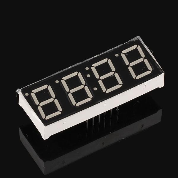 """2 x 0.56/"""" Blu 1 Cifre Display SETTE 7 segmenti Catodo Comune LED"""