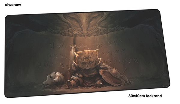 mousepad 800x400x3mm anime gaming mouse pad gamer mat New arrival game computer desk padmouse keyboard large play mats