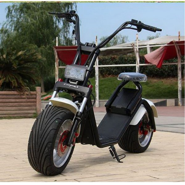 best selling 320613 Harley electric car smart lithium scooter   Harley adult scooter   electric car   bike Anti-skid wear-resistant tires