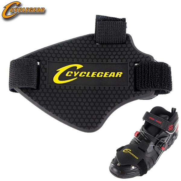 Großhandel Gummi Motorrad Shift Pad Moto Schuhe Getriebe Motocross Shift Protector Motorrad Boot Protector Cyclegear SP02 Von Paping, $37.53 Auf