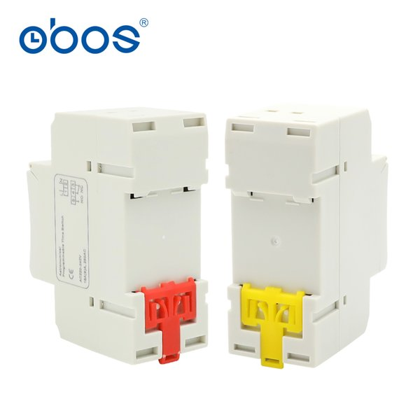 OBOS Brand Advanced Latitude Longitude Automatically Adjusted Weekly Timer  12V Digital Time Switch Large LCD Display Time Timer Interval Timer Timer
